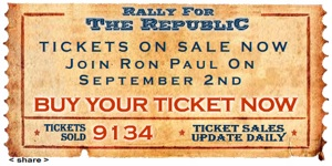 Ron Paul ticket