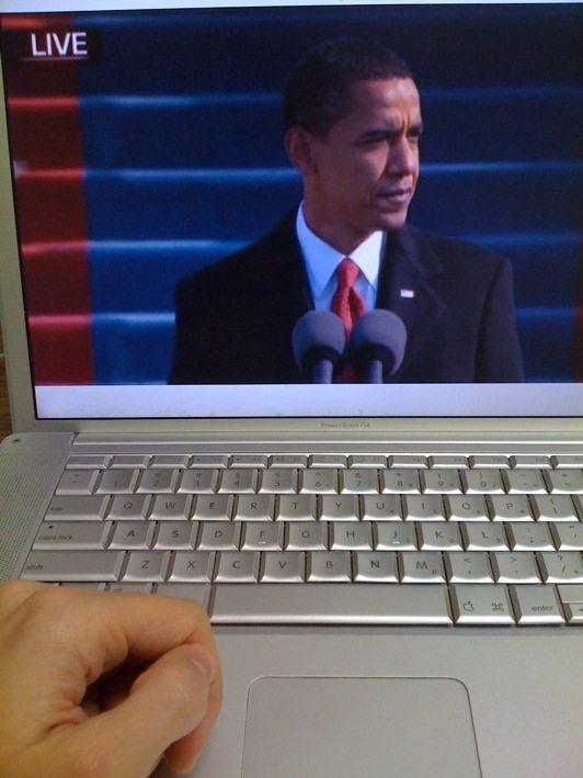 Inauguration of Barack Obama