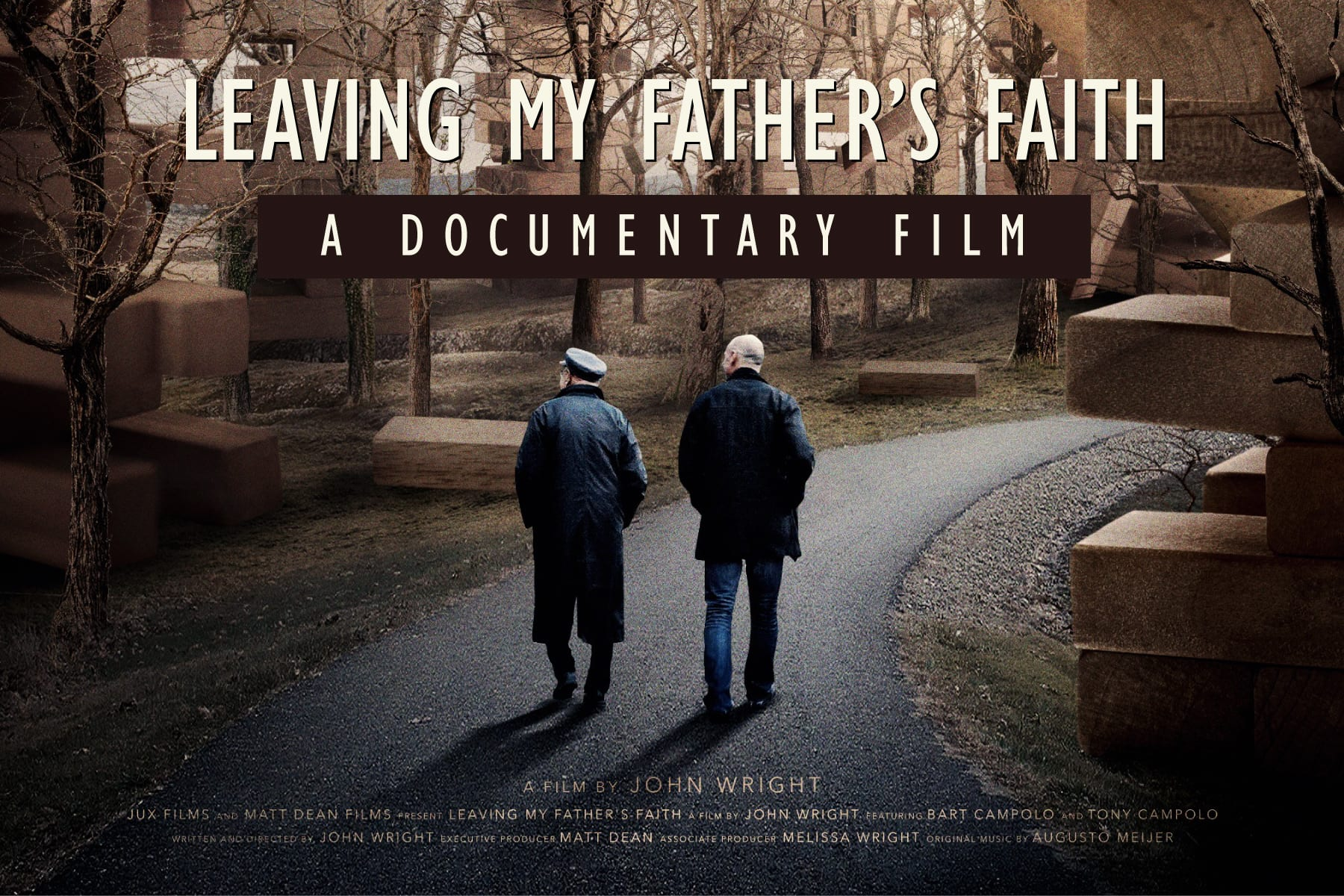 Leaving My Father's Faith (2017) - John Wright